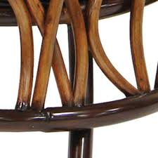 Palecek Bar Stools Palecek Adelaide Lounge Chair 7423 Rattan Wicker Furniture