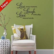 Stick On Wall 53 Best Wall Art Sayings Images On Pinterest Wall Quotes Wall