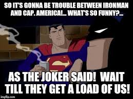 Funny Superman Memes - batman and superman meme imgflip