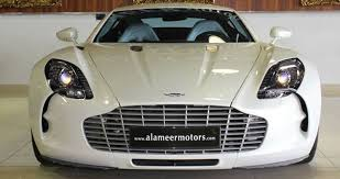 Aston Martin One 77 Interior Aston Martin One 77 Can Be Yours For 2million Extravaganzi