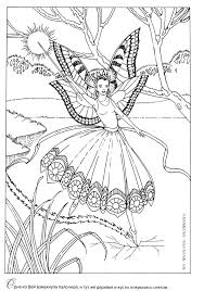 275 color fairies angels images colouring