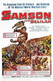samson and delilah 3 of 7 extra large movie poster image imp