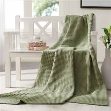 aliexpress com buy cozzy soft knitted bed blanket cotton bamboo