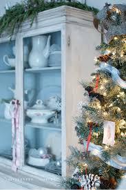 black lab themed christmas tree entry decor