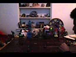 400 point heroclix 3 team match between sodam yat king thor and
