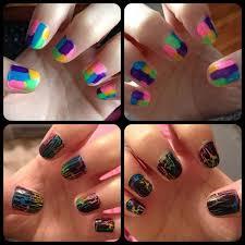 crackle nail polish the easy way