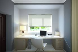 Home Study Decor by Home Design Stunning White Gray Home Study Decor With White