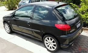 206 gti 2000 3d hatchback manual 2l multi point f inj seats in