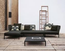 canapé mobilier de le mobilier de design contemporain de bb italia