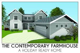 Contemporary Farmhouse Floor Plans The Contemporary Farmhouse Reunion Homes