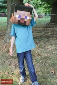 Minecraft Halloween Costume Sale Minecraft Mamas Minecraft Halloween Raquel Baker Start Making