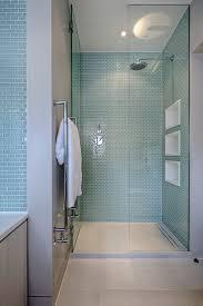 Contemporary Tile Bathroom Erin Adams Tile Bathroom Contemporary With Frameless Glass Shower