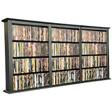 Oak Dvd Storage Cabinet 46 Dvd Shelf Pallet Wood Dvd Rack Pallet Crafts Pinterest Dvd View