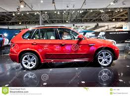 bmw jeep red jeep car bmw x5 m editorial stock photo image of sport 19611388