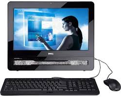 ordinateur de bureau windows 7 pas cher dell inspiron one 19 touch ordinateur de bureau 18 5 500 go