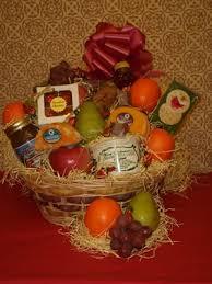 Bourbon Gift Basket Garden Gate Fruit Market