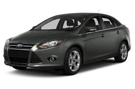 gas mileage for 2014 ford focus ford focus sedan models price specs reviews cars com