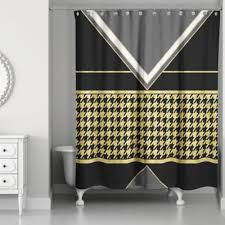Black Gold Curtains Buy Gold Curtains From Bed Bath Beyond