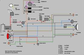 wiring diagram motorcycle suzuki wiring diagrams for diy car repairs