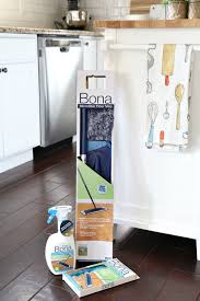 getting your hardwood floors beautifully clean with bona