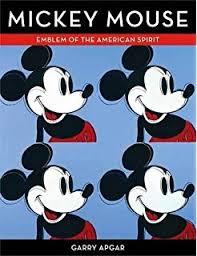 amazon mickey mouse reader 9781628461039 garry apgar books