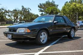 1993 mustang lx for sale ford mustang coupe 1993 black for sale 1facp40e8pf198674 1993