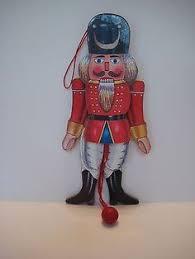 lenox nutcracker soldier metal ornament ornaments