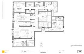 The Parc Condo Floor Plan 3rd Floor Estates At Parc