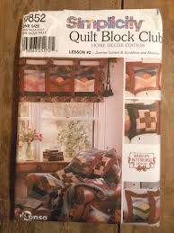 Sewing Patterns Home Decor Crafts Quilt Patterns Find Simplicity Products Online At