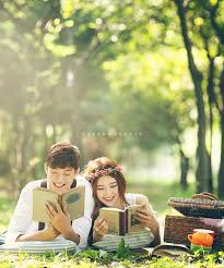 wedding wishes in korean pre wedding photo shoot in korea with cherry blossom cherry