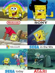 Wii U Meme - most spongebob wii u meme daily funny memes