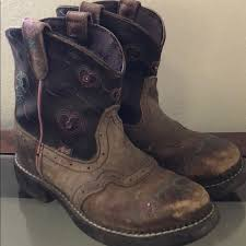 justin light up boots justin boots other justin cowboy light up boots 25 poshmark