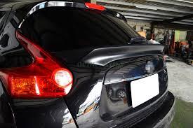 nissan juke qatar price unpainted for nissan juke f15 suv hatchback rear trunk spoiler 12