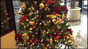 excellent with wired ribbon for your garland tree wrap