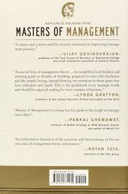 journal of management style guide masters of management how the business gurus and their ideas have