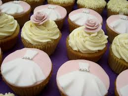 bridal cupcakes wedding shower cupcakes