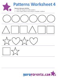 line pattern worksheet pattern worksheets guruparents