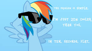 20 Cooler Meme - 1304942 10 seconds flat 20 cooler artist lifetimebrony meme