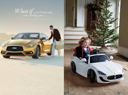 rose gold maserati car outlandish gifts in the neiman marcus christmas book purewow
