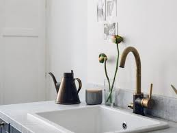 gold kitchen faucets house cozy white kitchen gold fixtures gold polished single