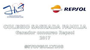 ganadores concurso repsol stopbullying colegio sagrada familia