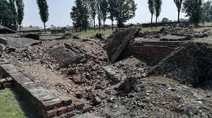 chambre a gaz chambre à gaz détruite picture of auschwitz birkenau state museum