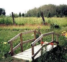 Backyard Bridge Landscape Bridge Plans U2013 Eatatjacknjills Com