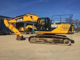 jcb js 290 lc crawler excavators price 55 000 year of
