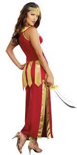 warrior princess costume n6226