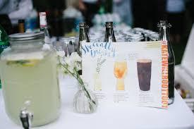wedding food u0026 drink ideas brides