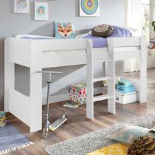 kinderbett mit treppe hochbetten ohne matratze für kinder ebay