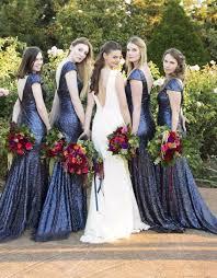 blue sequin bridesmaid dress 17 best images about bridesmaid dresses on