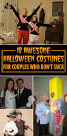 halloween couple costume ideas 2017 92 best clever couples halloween costumes images on pinterest