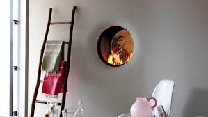 gas fireplace insert double sided remote controlled tulp stûv